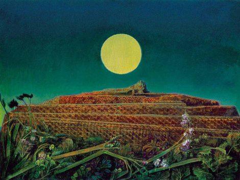 Max Ernst Die ganze Stadt